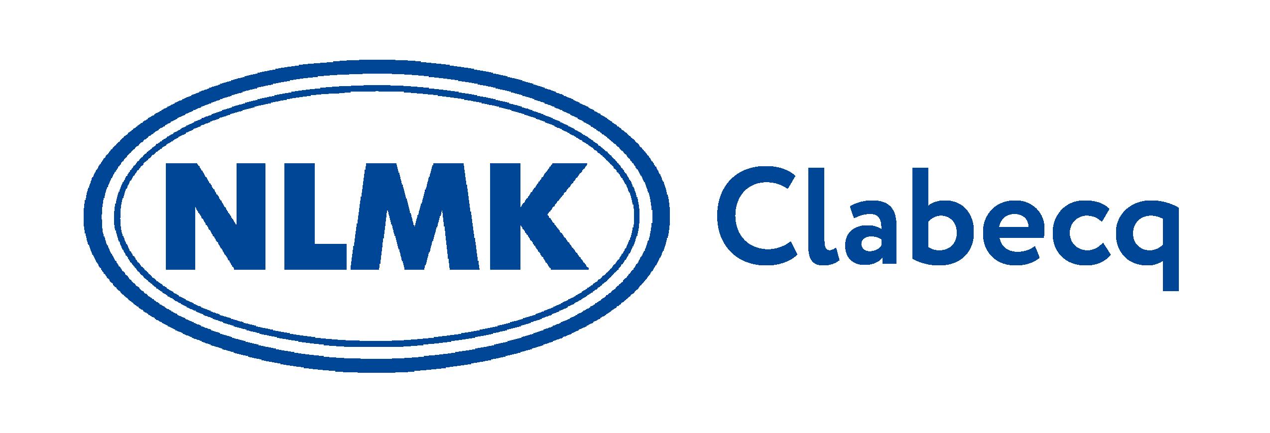 Company logo for NLMK Clabecq